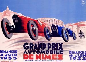 Grand Prix de Nimes by George Yrrab