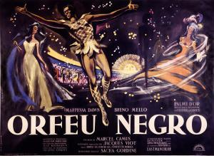 Orfeu Negro by Georges Allard