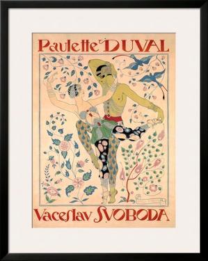 Duval, Svoboda by Georges Barbier