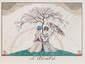 L'Arc-En-Ciel, 1920 by Georges Barbier