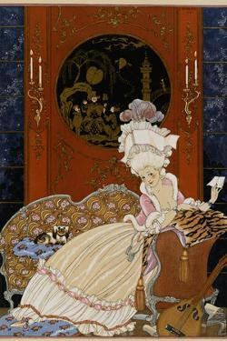 Love Letter by Georges Barbier
