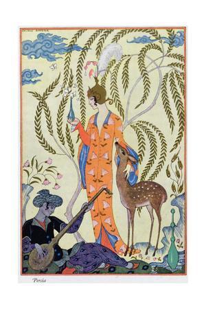 'Persia', 1912