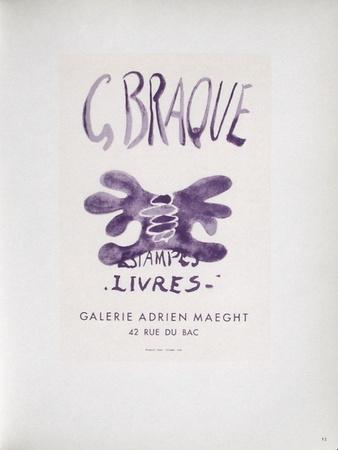 AF 1958 - Adrien Maeght
