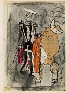 Carnets Intimes 13 by Georges Braque