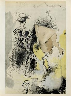 Carnets Intimes 14 by Georges Braque