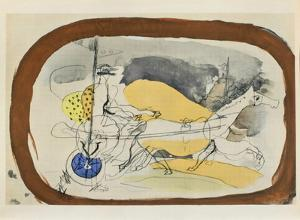 Carnets Intimes 18 by Georges Braque