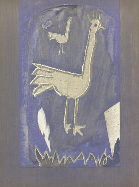 Frontispice by Georges Braque