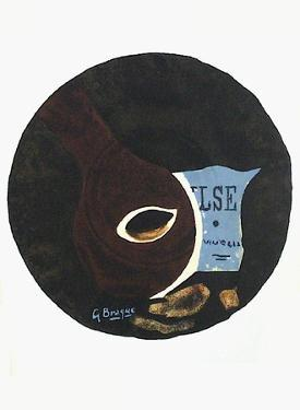 Partition by Georges Braque
