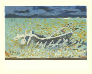 Varengeville No. 2 by Georges Braque