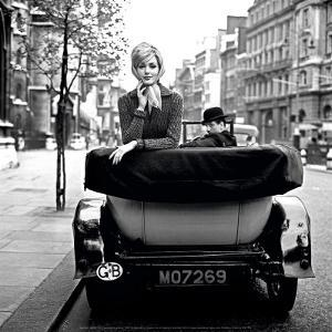 Lucinda in London, 1959 by Georges Dambier