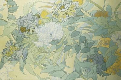 Japanese Flowers; Les Fleurs Japonaise by Georges de Feure