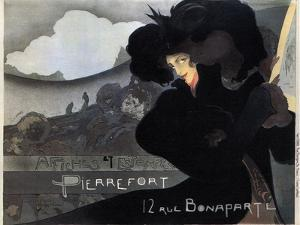 Pierrefort, Affiches Et Stampes, 1898 by Georges de Feure