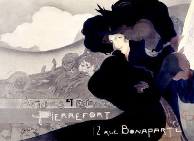 Pierrefort, Affiches et Stampes by Georges de Feure
