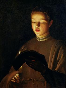 The Choirboy, c.1645 by Georges de La Tour