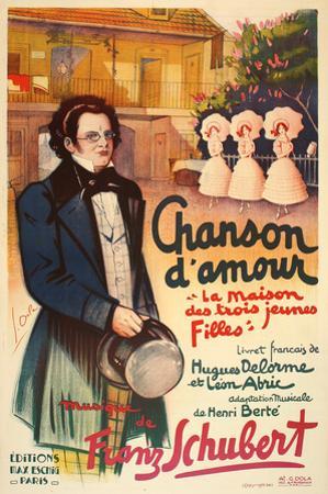 Chanson d'Amour (c.1926)