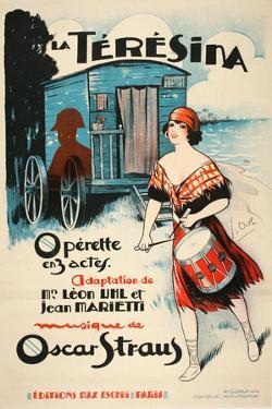 La Teresina (c.1930) by Georges Dola