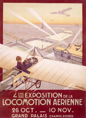 Expo Aerienne by Georges Dorival