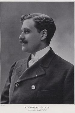 Georges Feydeau, French Playwright