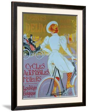 Cycles Delin by Georges Gaudy