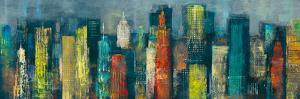 City Towers II by Georges Generali