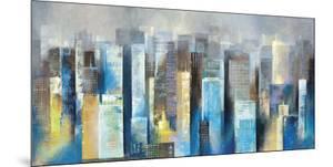 Metropolis Vista II by Georges Generali