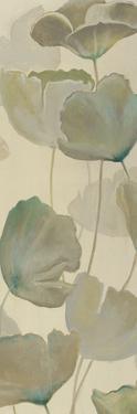 Poppy Impression Panel II by Georges Generali