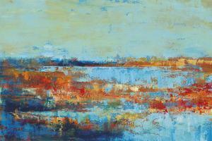Shoreline Glimmer I by Georges Generali