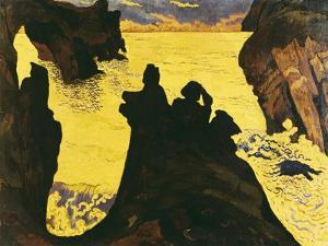 The Yellow Sea by Georges Lacombe