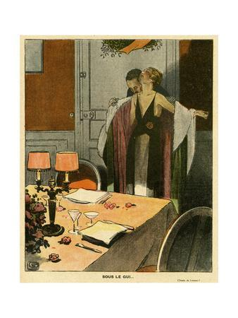 A Table for Two, 1918