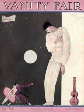 Vanity Fair Cover - April 1927 by Georges Lepape