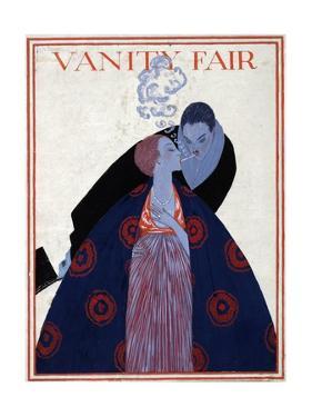 Vanity Fair Cover by Georges Lepape