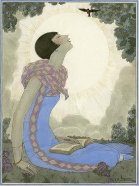 Vogue - May 1926 by Georges Lepape