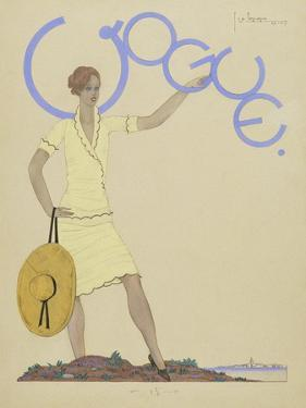 Vogue - May 1927 by Georges Lepape