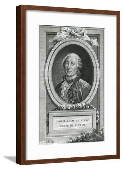 Georges-Louis Leclerc, Comte de Buffon--Framed Giclee Print