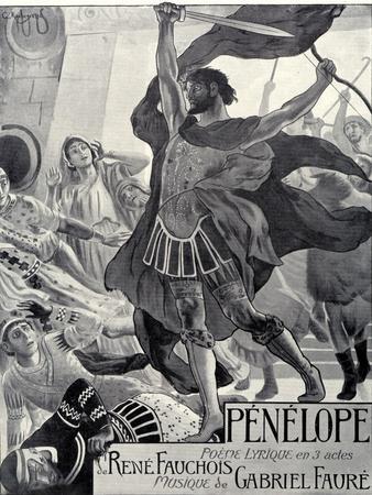 Gabriel Fauré 'Penelope' -