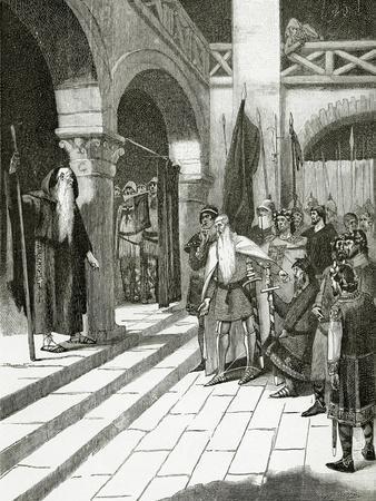 Les Burgraves, 19th Century