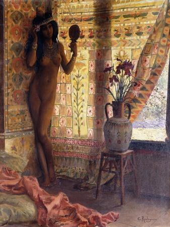 The Mirror; Le Miroir