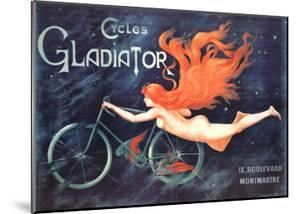 Cycles Gladiator by Georges Massias