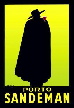 Porto Sandeman by Georges Massiot