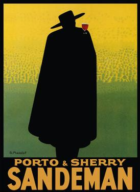Porto & Sherry Sandeman - French Port, Brandy, Madeira Wines by Georges Massiot