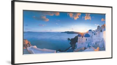 Mykonos Sunset by Georges Meis