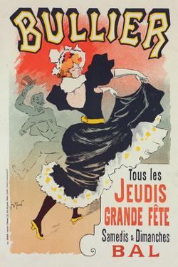 Bullier Tous les Jeudis by Georges Meunier