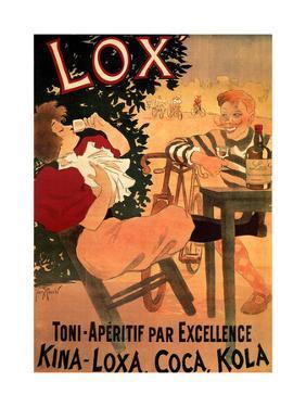 Lox by Georges Munier