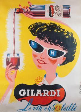 Gilardi, Le Vin en Soleille by Georges Renevey