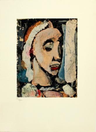 Benigne by Georges Rouault
