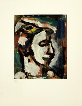 Camille by Georges Rouault