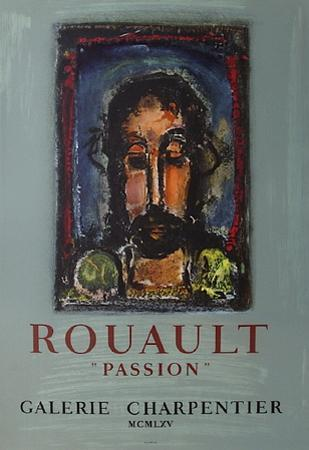 Expo Galerie Charpentier by Georges Rouault