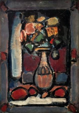 Flowers for Decoration by Georges Rouault