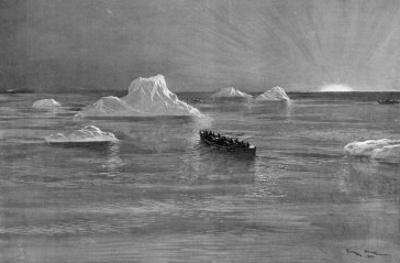 The Dawn Which Followed the Titanic Tragedy