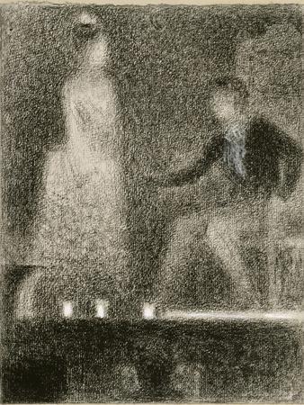 Scène de théâtre, la répétition
